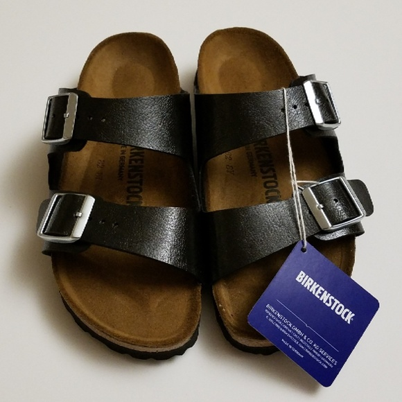 3169751e3e65 New Birkenstock Arizona Black Graceful Sandals